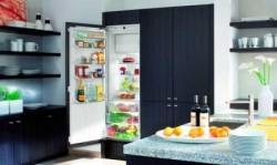 Шкаф под холодильник