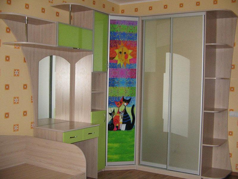 шкафы купе в детскую комнату детские шкафы купе фото